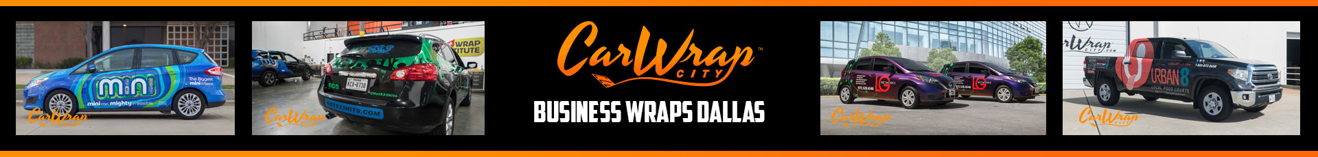 Business Wraps Dallas
