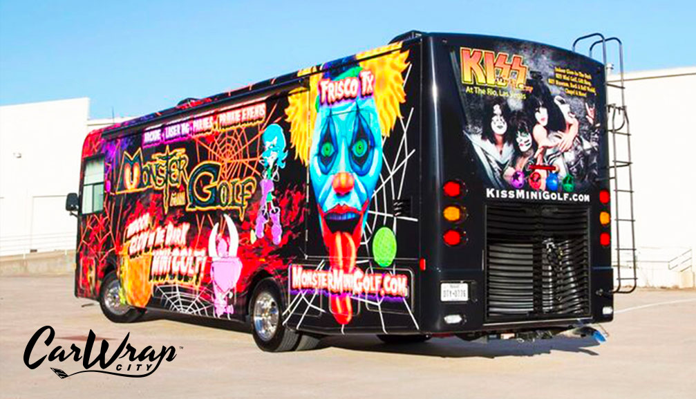 Bus Wraps Dallas 3